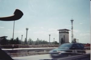 en route to Berlin